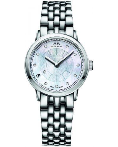 Womens 88 Rue Du Rhone 29mm Quartz Stainless steel diamond 87WA120005 Watch