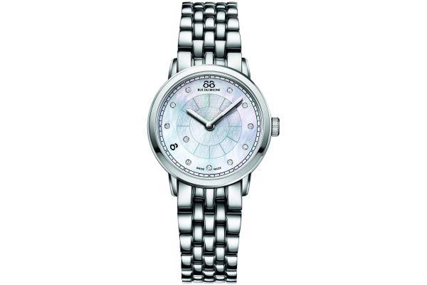 Womens 88 Rue Du Rhone 29mm Quartz Watch 87WA120005