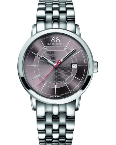 Mens 88 Rue Du Rhone 42mm Quartz Stainless steel 87WA140025 Watch