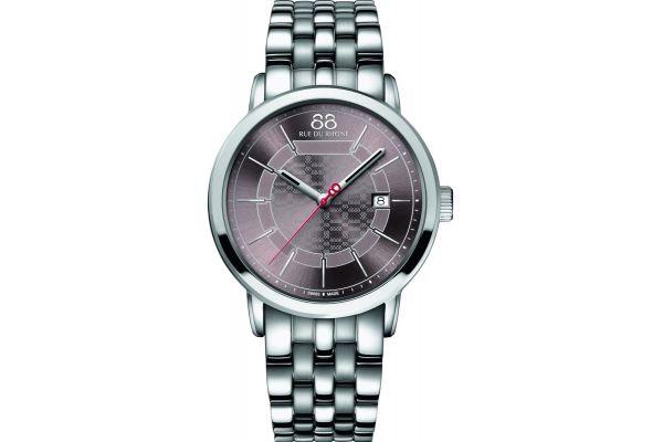 Mens 88 Rue Du Rhone 42mm Quartz Watch 87WA140025