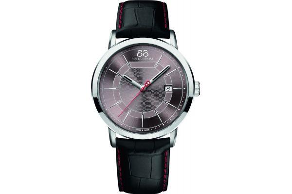 Mens 88 Rue Du Rhone 42mm Quartz Watch 87WA140026