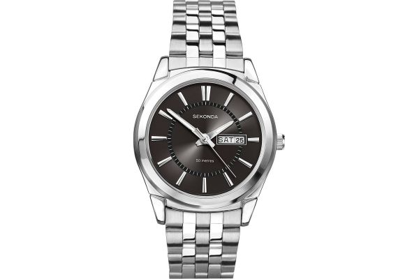 Mens Sekonda Gents Watch 3479