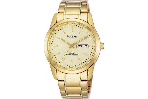 Mens Pulsar  Dress Wear Watch PJ6024X1