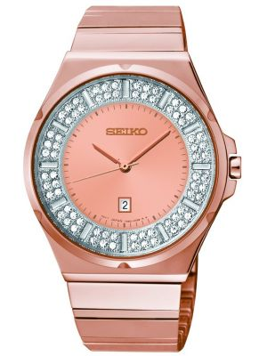 Womens Seiko SXDF74P1 Watch