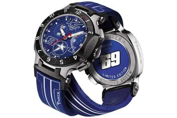 Mens Tissot T Race Watch T048.417.27.047.00