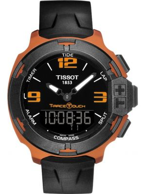 Mens Tissot T Touch T-Race T081.420.97.057.03 Watch