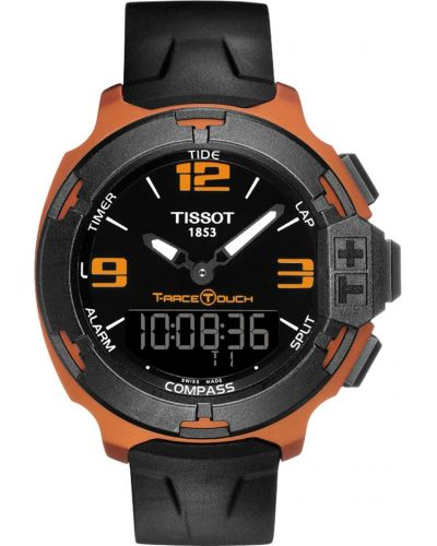 Mens Tissot T Touch T-Race T081.420.97.057.03 Watch