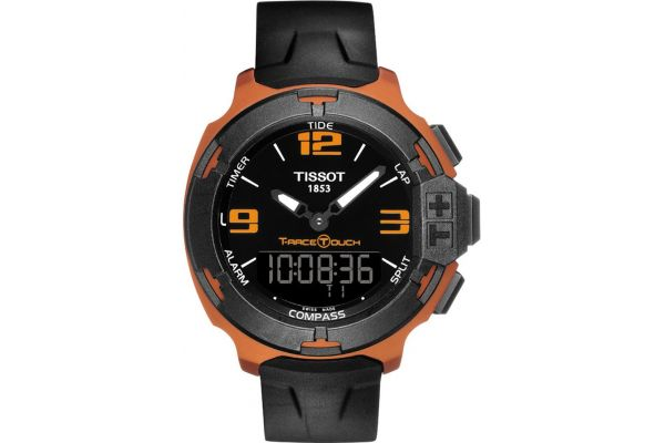 Mens Tissot T Touch Watch T081.420.97.057.03