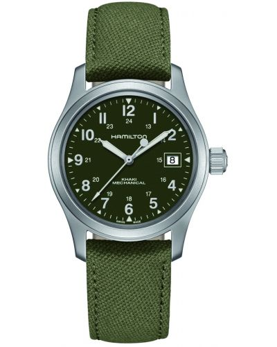 Mens Hamilton Khaki Field Officer Mechanical H69419363 Watch
