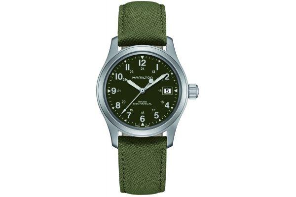 Mens Hamilton Khaki Field Watch H69419363