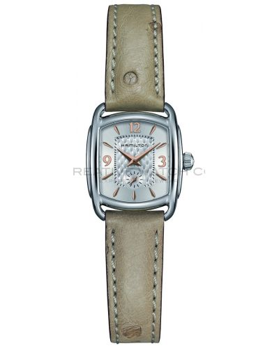 Womens Hamilton Timeless Classic Bagley H12351855 Watch