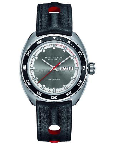 Mens Hamilton Timeless Classic Pan Europ H35415781 Watch