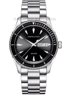 Mens Hamilton American Classic Jazzmaster Seaview H37511131 Watch