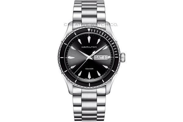 Mens Hamilton American Classic Jazzmaster Watch H37511131