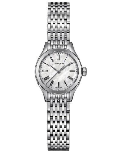 Womens Hamilton Timeless Classic Valiant H39251194 Watch