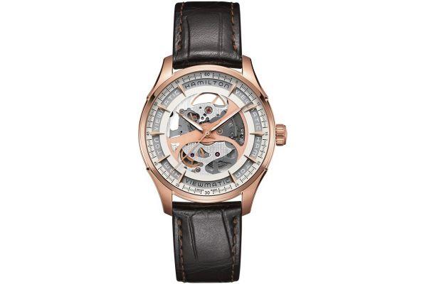 Mens Hamilton American Classic Jazzmaster Watch H42545551