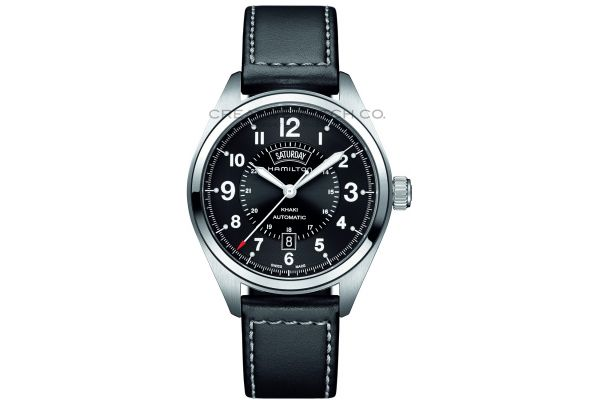 Mens Hamilton Khaki Field Watch H70505733