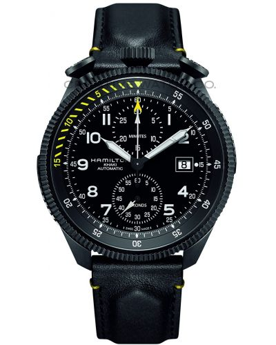 Mens Hamilton Khaki Aviation Takeoff H76786733 Watch