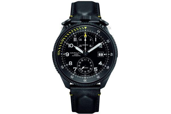 Mens Hamilton Khaki Aviation Watch H76786733