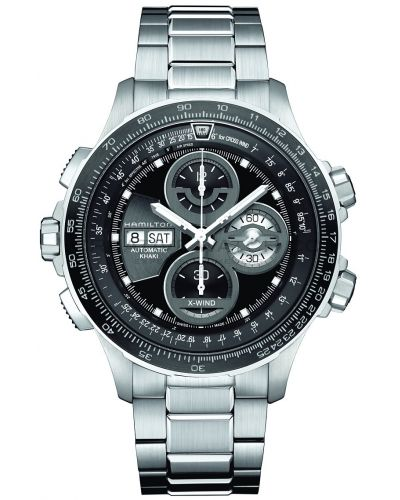 Mens Hamilton Khaki Aviation X-Wind H77766131 Watch