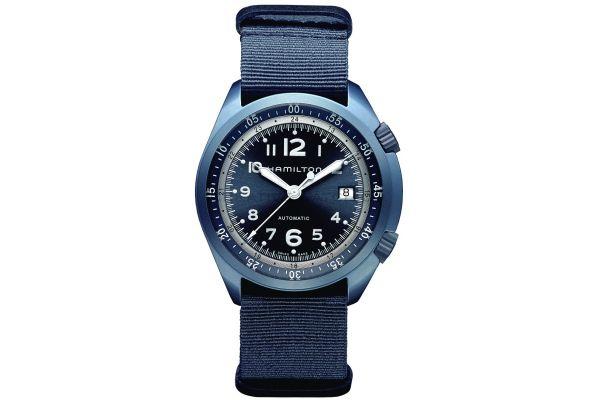 Mens Hamilton Khaki Aviation Watch H80495845