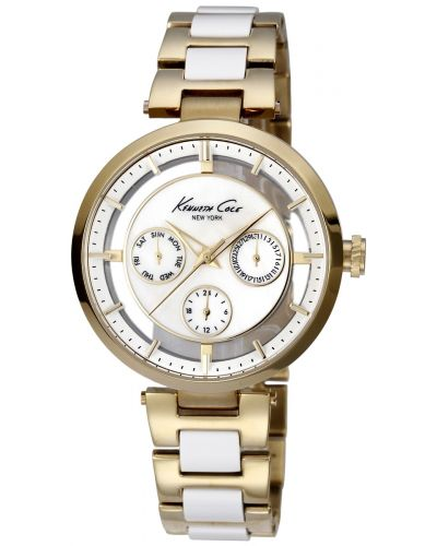 Womens Kenneth Cole Transparent KC4988 Watch