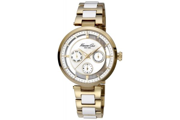 Womens Kenneth Cole Transparent Watch KC4988