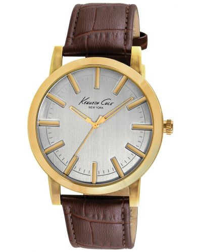 Mens Kenneth Cole Classic crocodile patterned KC8043 Watch
