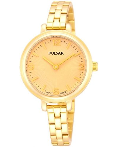 Womens Pulsar  Classic gold plated  PM2058X1 Watch