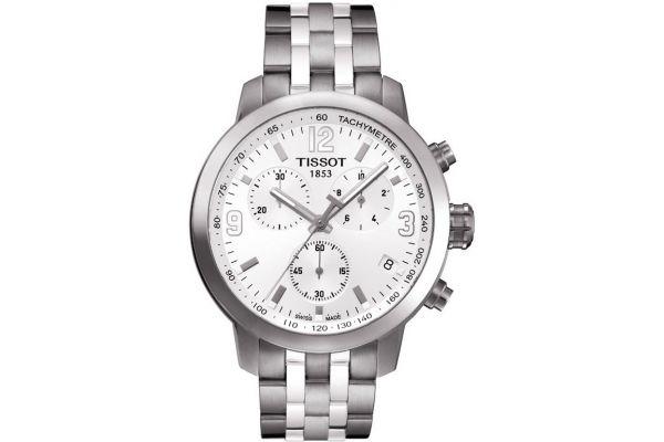 Mens Tissot PRC200 Watch T055.417.11.017.00