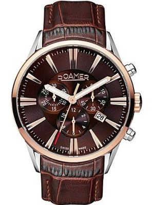 Mens Roamer Superior Chronograph 508837416505 Watch