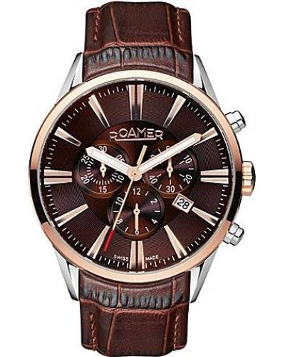 Mens Roamer Superior Chronograph 508837416505 Watch