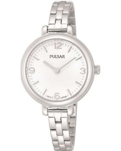 Womens Pulsar  Classic stainless steel PM2057X1 Watch