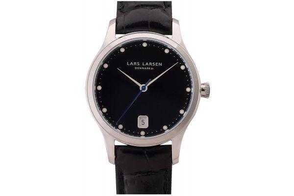 Womens Lars Larsen Clara Watch 139SBLBL