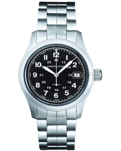 Mens Hamilton Khaki Field Quartz H68411133 Watch