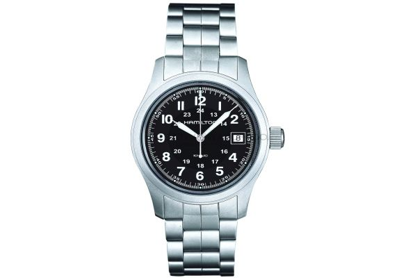 Mens Hamilton Khaki Field Watch H68411133