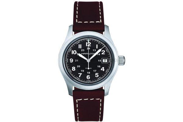 Mens Hamilton Khaki Field Watch H68411533