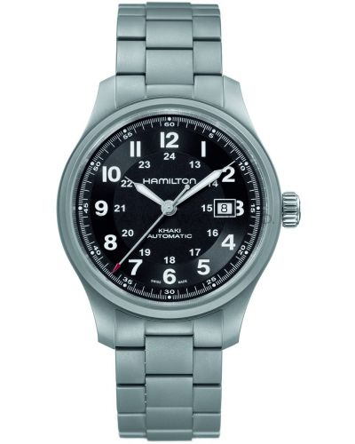 Mens Hamilton Khaki Field Titanium H70565133 Watch