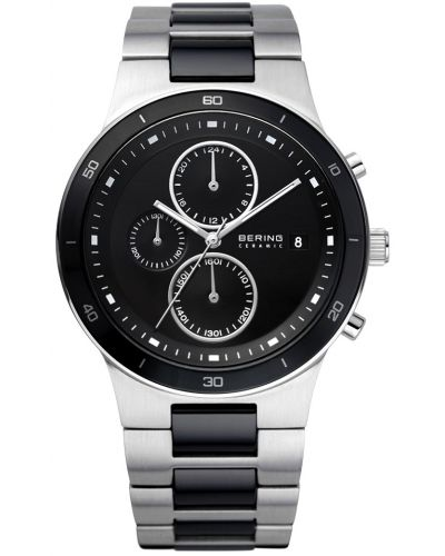 Mens Bering Ceramic Chronograph 33341-742 Watch