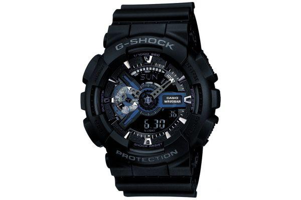 Mens Casio G Shock Watch GA-110-1BER