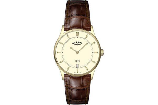 Mens Rotary Ultra Slim Watch GS08203/03