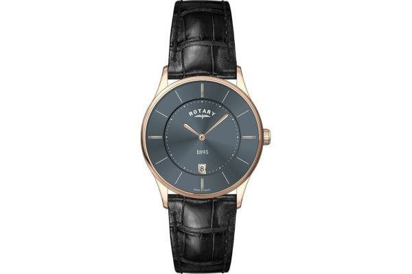 Mens Rotary Ultra Slim Watch GS08204/20