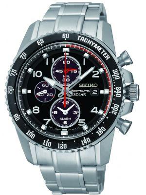 Mens Seiko Sportura SSC271P9 Watch