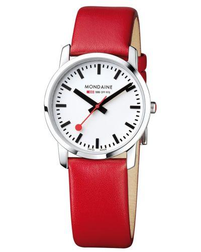 Womens Mondaine Simply Elegant classic 36 A400.30351.11SBC Watch