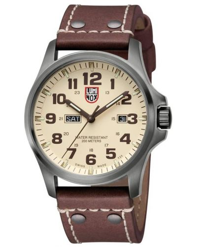 Mens Luminox 1920 Series 1927 Field Atacarma Day Date 45mm 1927 Watch