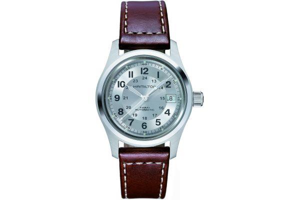 Mens Hamilton Khaki Field Watch H70455553