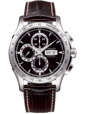 Mens Hamilton American Classic Jazzmaster Lord Auto Chrono H32816531 Watch