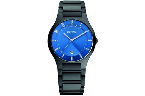 Mens Bering Titanium Watch 11739-727