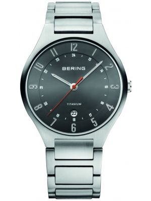 Mens Bering Titanium Grey  11739-772 Watch