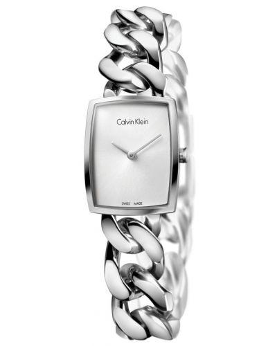 Womens Calvin Klein AMAZE Silver K5D2M126 Watch